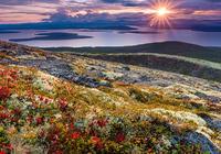 Аку-Аку. Кольский полуостров, горный массив Хибины