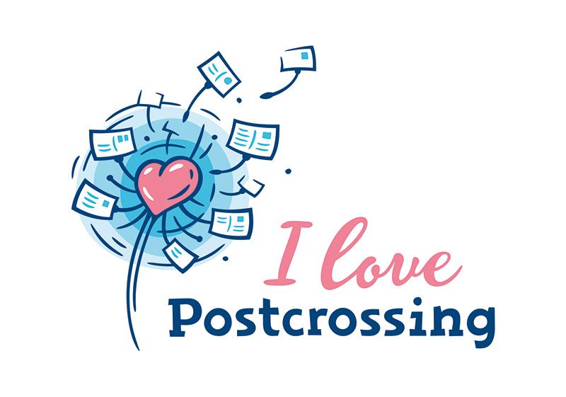 раздел наклейки на открытки посткроссинг три