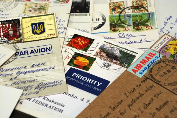 Фото открытки почтой